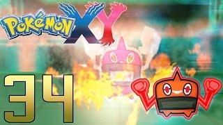 Blazing Specs Rotom-H! - Pokémon X/Y WiFi Battle #34