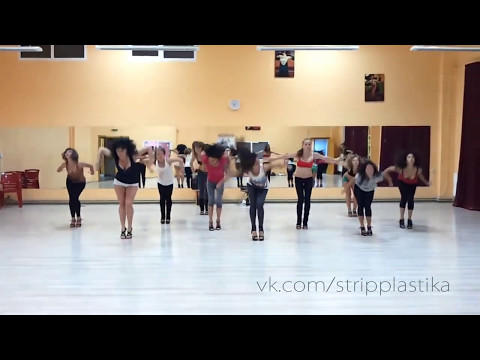 Школа танца DIVAS. Тренер Ангелина. Стрип пластика Харьков.