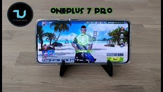 OnePlus 7 Pro Cyber Hunter New Version after updates gaming test/Best high graphics /Android 9 game