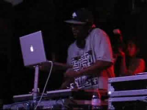 DJ Jazzy Jeff @ The King Of The Decks Release Party Part 2 Video