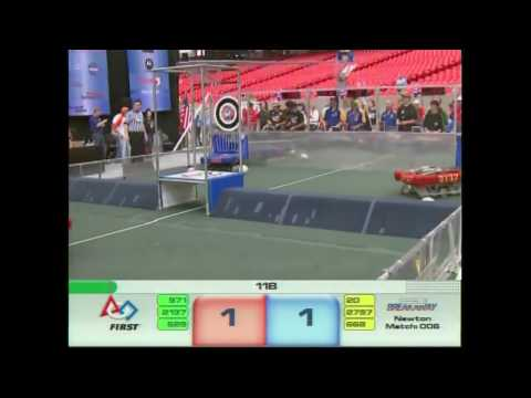 FRC 2010 Newton Match Q2-2