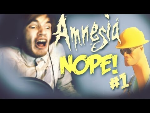 F*CK THIS SH*T! - Amnesia: Custom Story - Part 1 - Followed By Death (Ch 2)