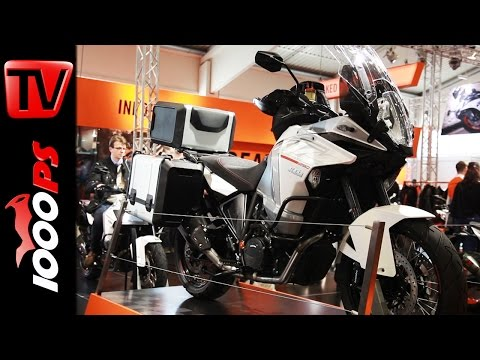 KTM Neuheiten | Interview Joe Pichler | Bike Austria Tulln 2015