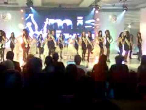 Miss Universo Paraguay 2009 - Apertura