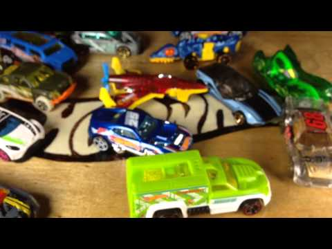 2014 Hot Wheels Treasure Hunts, The Year In Review!