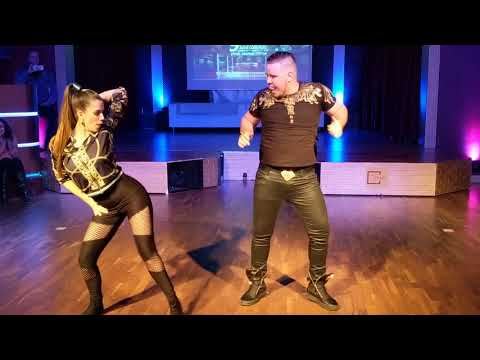 PZC2018 with Linda & Pedrinho in Performance ~ video by Zouk Soul