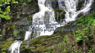 Surah Ali Imran-One of the World's Best Quran Recitation in 50+ Languages- Shatri