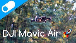 DJI Mavic Air  ???? - nejlepší dron roku 2018 ? // Recenze CZ