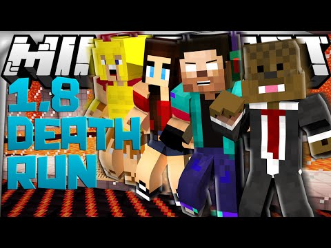 Minecraft Death Race W jeromeasf & More! (1.8 Epic Minigame) video