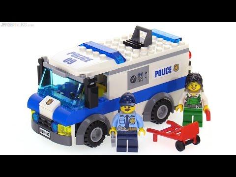 LEGO City Money Transporter review 💰 60142
