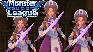 Timekeeper Benji?!? How to gem Benjamin! | Monster Review | Monster Super League