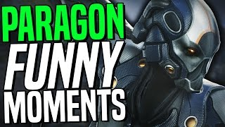 NEW PARAGON UPDATE & HAN SOLO! (Paragon Funny Moments)