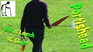 Discus Launch RC Glider Portishead - Glider Envy