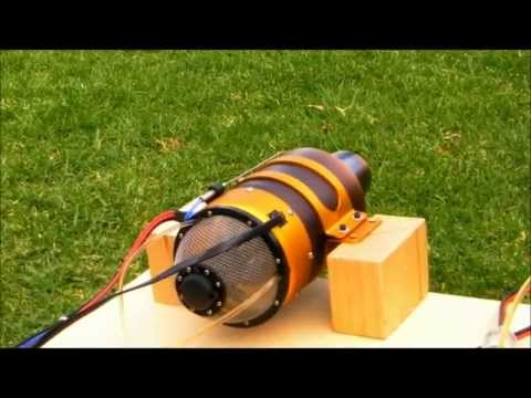 RC Jet Engine