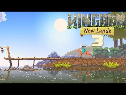 Прохождение KINGDOM: NEW LANDS: #3 - КАК УНИЧТОЖИТЬ ПОРТАЛ?