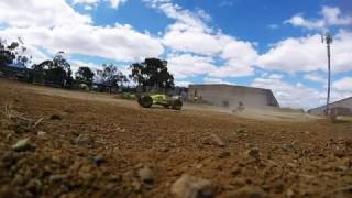 EMCC. Eastern Model Car Club. Slow Motion Crashes 28th feb 2016
