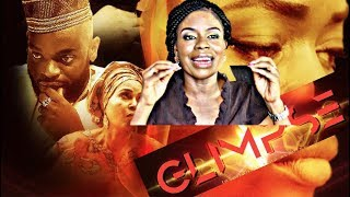 The Screening Room: Glimpse | Bisola Aiyeola | Nigerian Movie Review