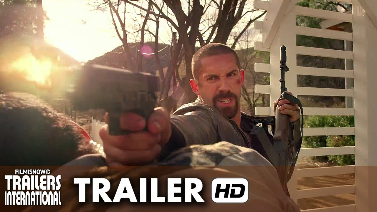 Perigo Extremo Trailer Legendado - Scott Adkins [HD]