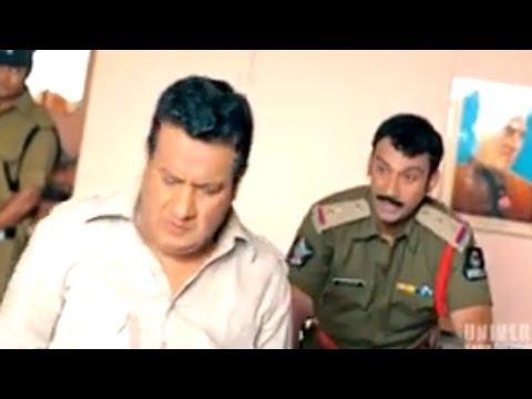 Gullu Dada 4 Hyderabadi Movie || Police Arresting Sajid Khan video