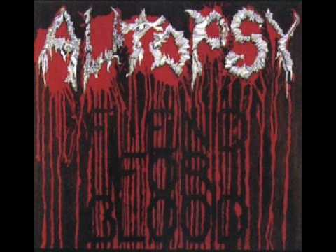 Autopsy - Fiend For Blood