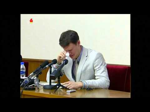 U.S. Student Confesses To Severe Crimes In North Korea