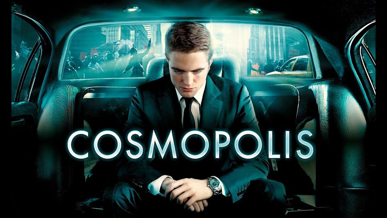 New COSMOPOLIS Posters - FilmoFilia