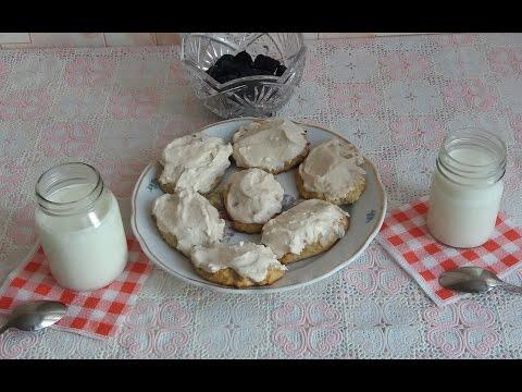 Ну О-о-очень полезный завтрак: овсянка, творог, домашний йогурт