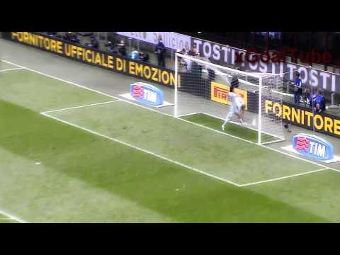Samuel Eto'o all goals for Inter Milan (2009-2011)