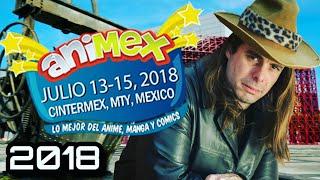 ANIMEX 2018 Monterrey NL. (Cintermex)