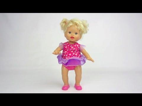 Dancing Baby by Little Mommy Dancy Dancy Baby Doll - YouTube