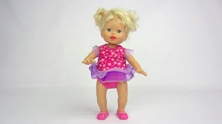 Little Mommy Dancy Dancy Baby Doll Dancing Baby Doll