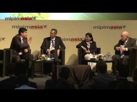 MIPIM Asia 2011: East to West Investments: risks, opportunities & returns