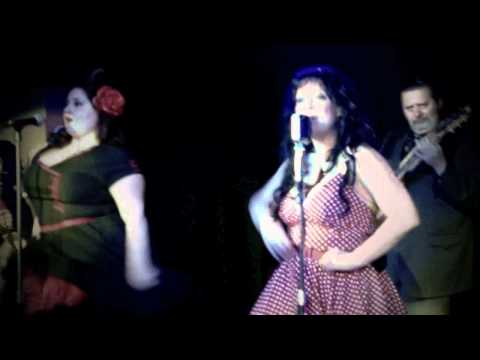 All Right Baby (clip) - Rio and the Rockabilly Revival