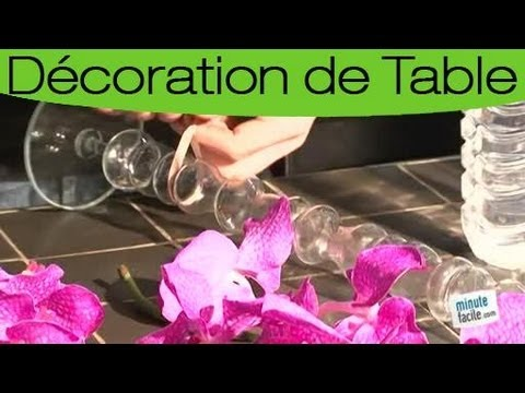 comment faire un soliflore d 39 orchid e youtube. Black Bedroom Furniture Sets. Home Design Ideas
