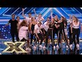 Can LMA Choir harmonise their way to Judge Houses? | Preview | The X Factor UK 2018