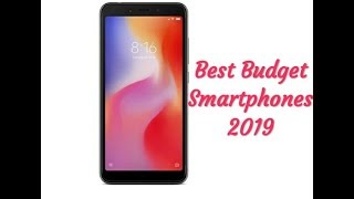 BEST BUDGET SMARTPHONES 2019 Below 7000Rs in amazone😃🔥