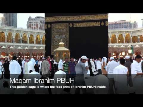 How To Perform Umrah video
