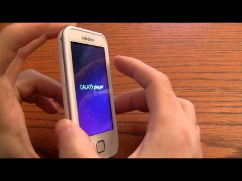 Samsung Galaxy Player 50 unboxing CellulareMagazine.it_Ita