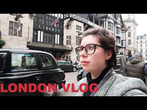 COME SHOPPING IN LONDON WITH ME   Vlog