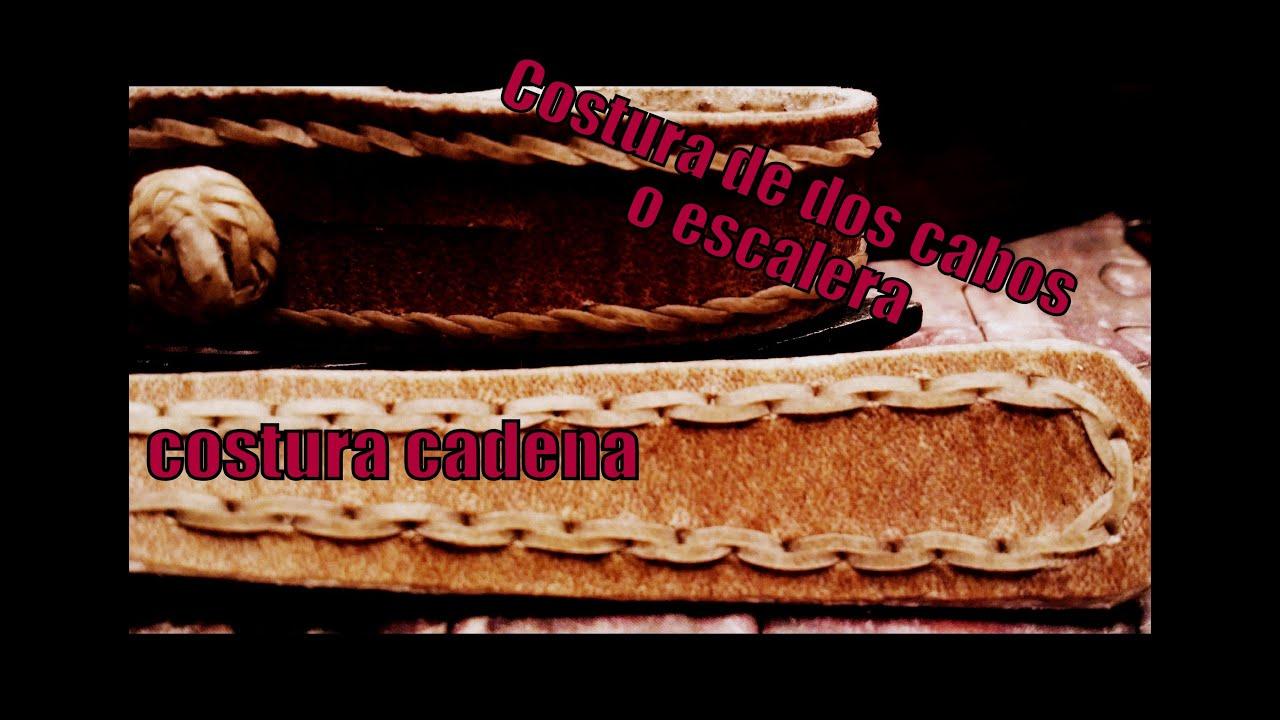 Costura porte a o escalera y costura cadena el rinc n del - El rincon del sibarita ...