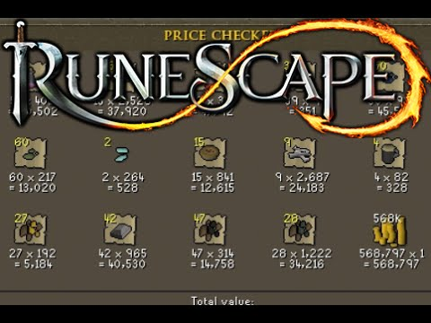 Updated Money Making Guide for Elf Thieving – iAm Naveed Runescape 2015