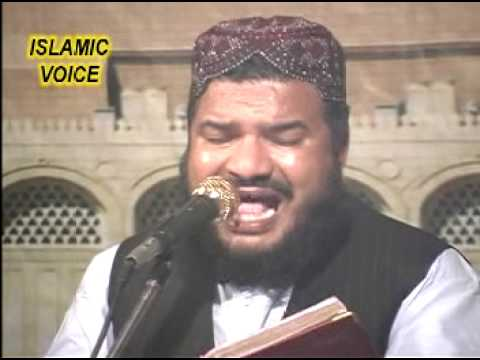 Islamic Voice Naat Rab Farmaya By Hanif Shahid video