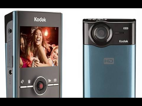 Flip Mino Killer: Kodak Zi8 Review