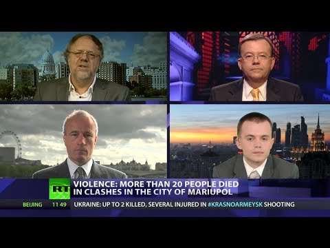 CrossTalk: Ukraine vs Ukraine