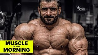 PERSIAN WOLF HEADED TO DUBAI! Muscle in the Morning (11/15/18)