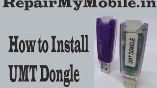 UMT Dongle Installation: 100% Success