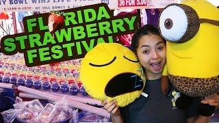 Florida Strawberry Festival 2016 - Carnival Games