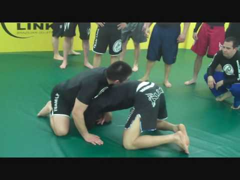 Brazilian Jiu Jitsu No Gi  Class, grappling without gi, submission no gi with Marco Alvan Image 1