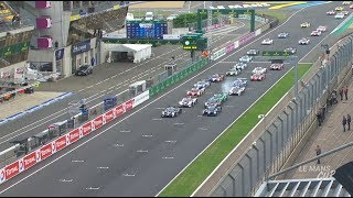 Road To Le Mans 2018 - Race 1 Highlights