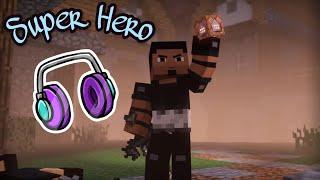 🎵Nhạc Super hero - Phim Minecraft Đại chiến giải cứu thế giới hay nhất 🎶